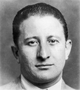 circa 1935: Headshot of Italian gangster Carlo Gambino. (Photo by Hulton Archive/Getty Images)